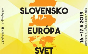 Slovensko – Európa – Svet
