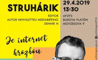 Je internet hrozbou pre demokraciu?