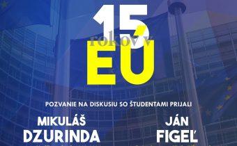 15 rokov v EÚ
