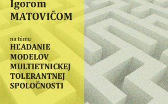 Beseda s Igorom Matovičom, poslancom NRSR